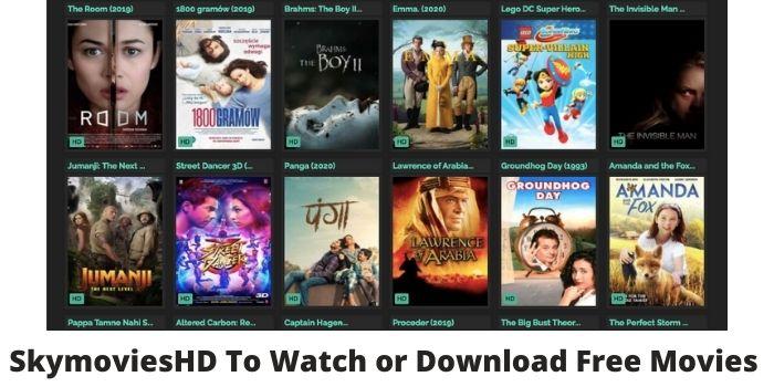 SkymoviesHD To Watch or Download Free Movies