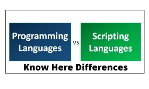 Programming  VS Scripting Language Differences : Know Here