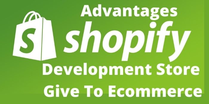 Development Store Give To Ecommerce