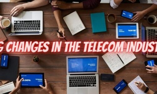Big Changes in The Telecom Industry