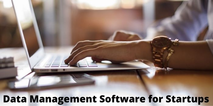 Top 20 Data Management Software for Startups