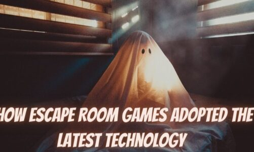 How Escape Room Games Adopted the Latest Technology