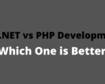 ASP.NET vs PHP Development: Which One is Better?
