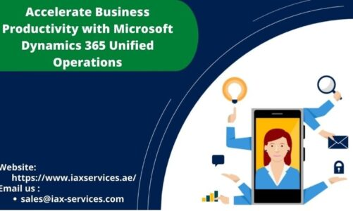 Accelerate Business Productivity with Microsoft Dynamics 365 Unified Operations