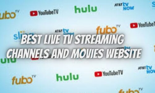 Best Live TV Streaming Channels and Movies Website for 2021