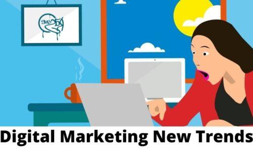 Digital Marketing New Trends