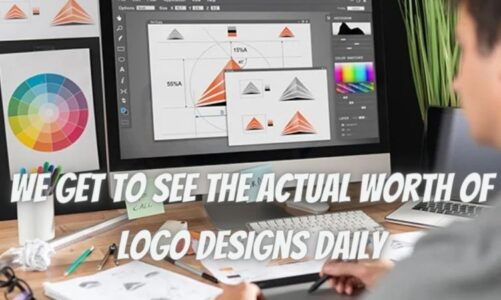 We Get To See The Actual Worth Of Logo Designs Daily