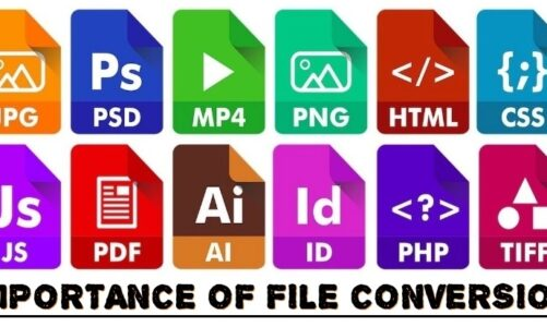 What is The Importance of File Conversion and Why People Will Always Use it